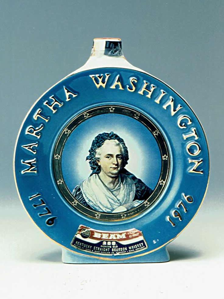 MARTHA WASHIGTON THE FIRST [FIRST LADY]