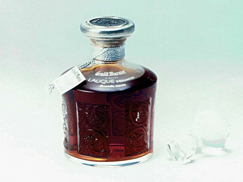 Grand Marnier CRYSTAL decanter