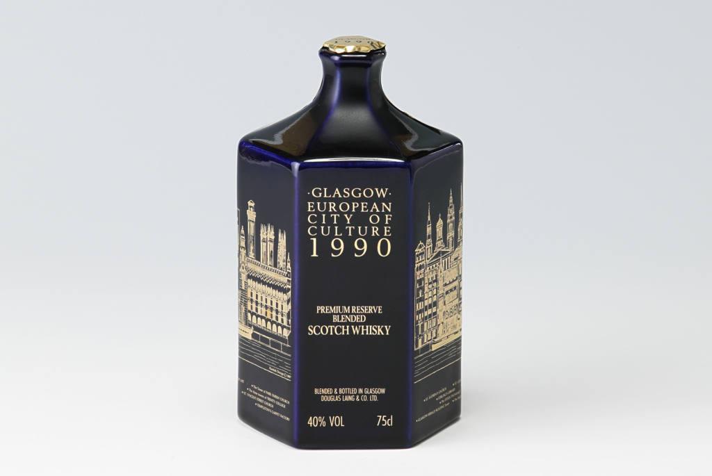 GLASGOW EUROPEAN CITY OF CULTURE 1990