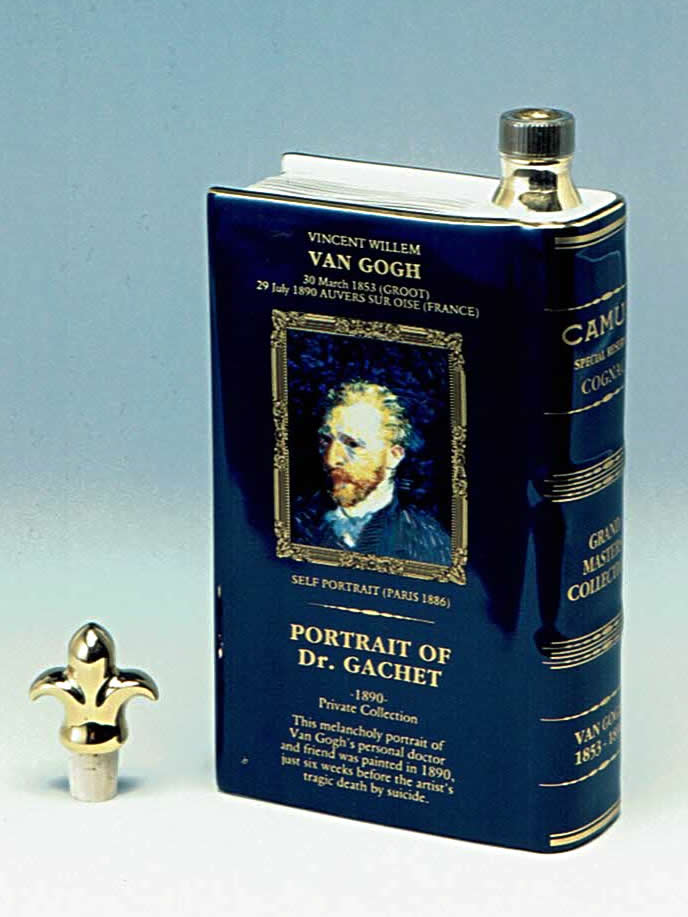 INHONOUR OF THE 100TH ANNIVERSARY OF VAN GOGH'S DEATH