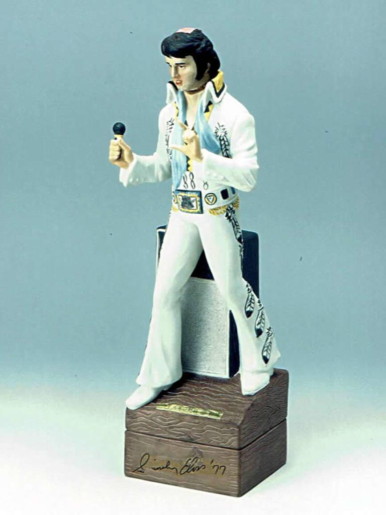 The Saga of Elvis