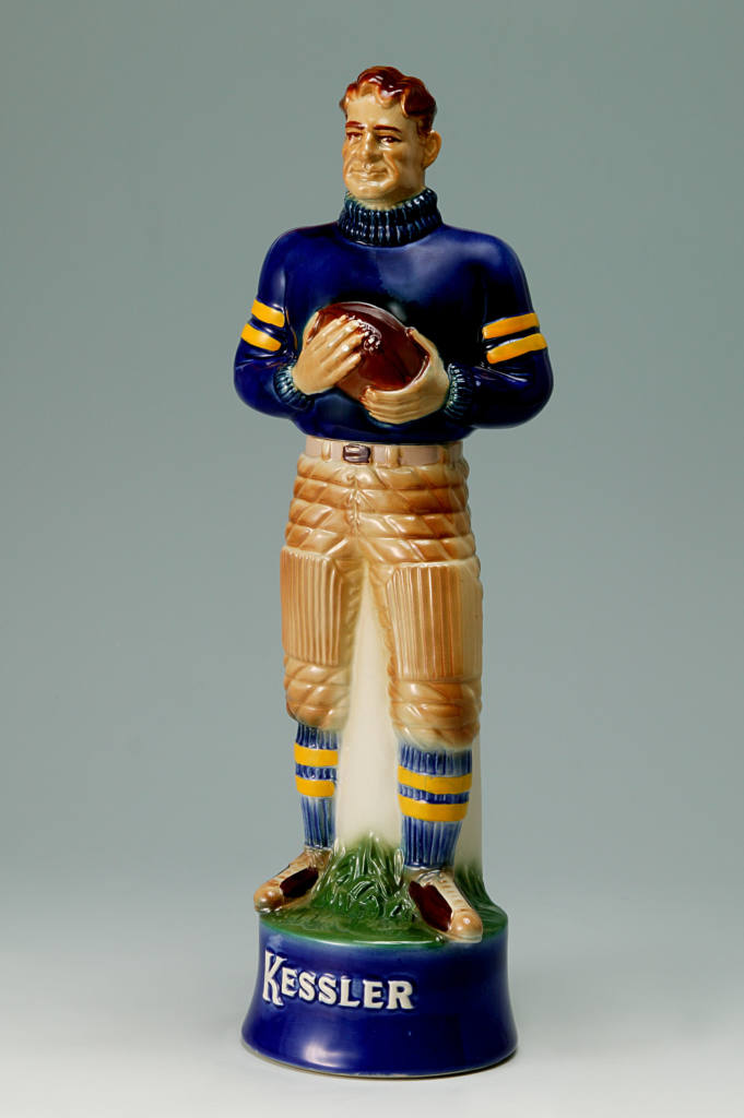 THE FOOTBALL PLAYER