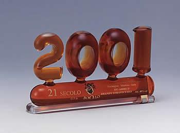2001年記念ボトル