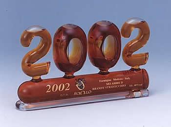2002年記念ボトル