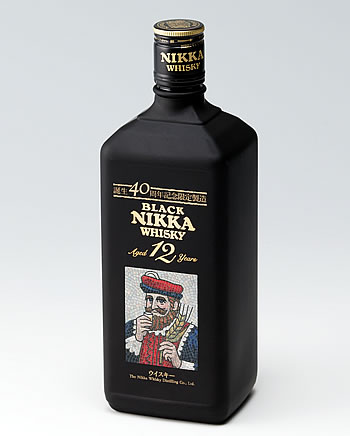 ブラックニッカ 誕生40周年記念限定製造1965-2005