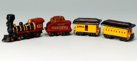 Jupiter Train Set of 4