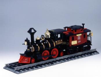 """生産国 USA メーカー JIM BEAM 種別 Whiskey 容量 ml 度数 度 高さ mm 発売年 GRANT """"バーボンウィスキーGRANT LOCOMOTIVEReplica of 1872 Grant Locomotive Steam EngineHEIGHT 9CABOOSEHEIGHT 8"""""""""""
