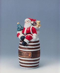 クリスマス サンタ ボトル